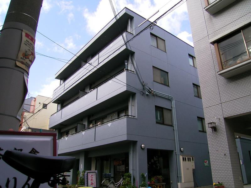 物件番号: 1025882838 大日マンション  神戸市中央区大日通2丁目 1K マンション 外観画像
