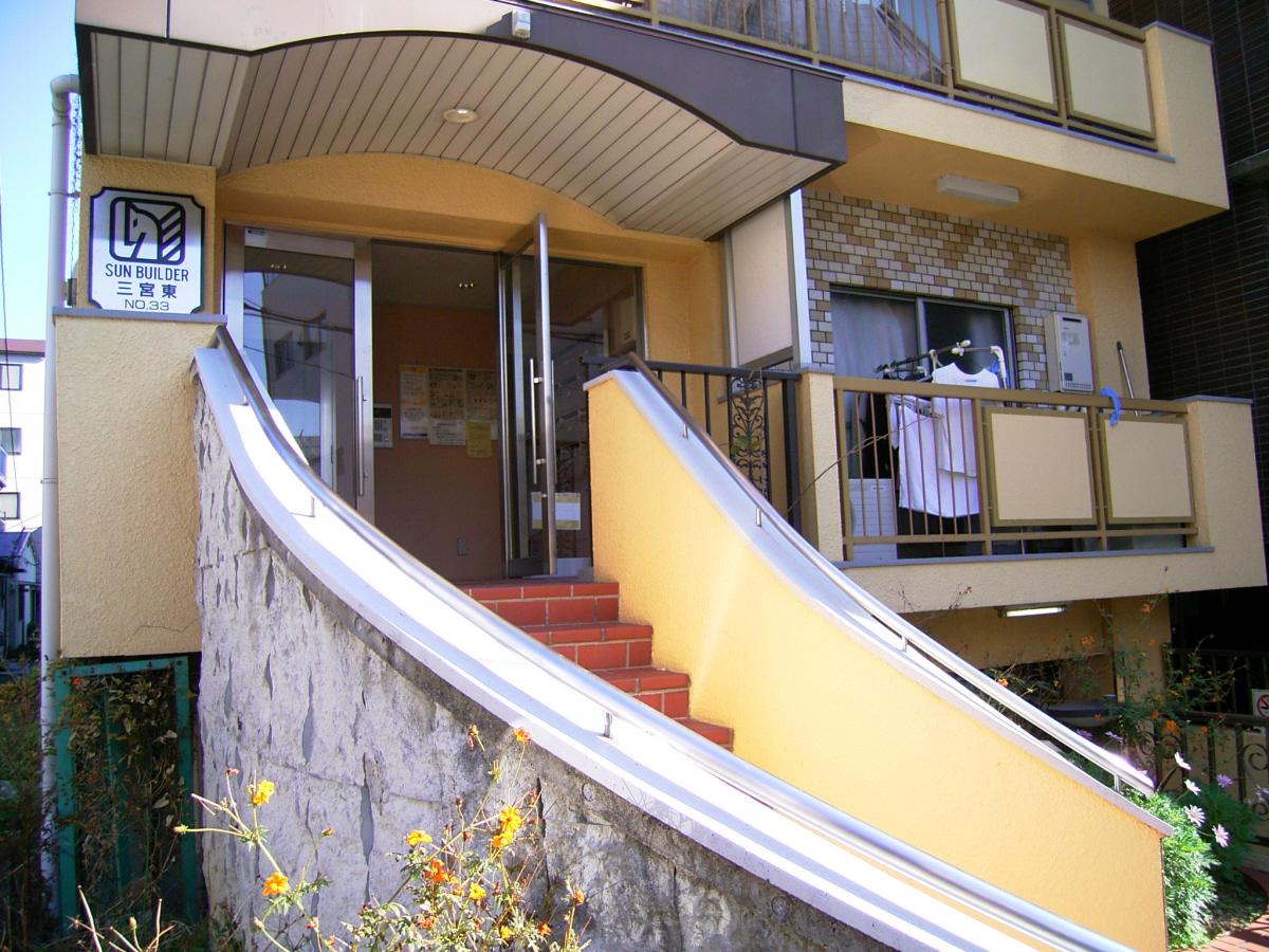 物件番号: 1025819127 サンビルダー三宮東  神戸市中央区国香通6丁目 1LDK マンション 画像12