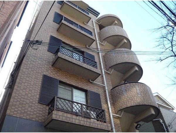 物件番号: 1025883879 KOBE十一屋  神戸市灘区篠原本町3丁目 2DK マンション 外観画像