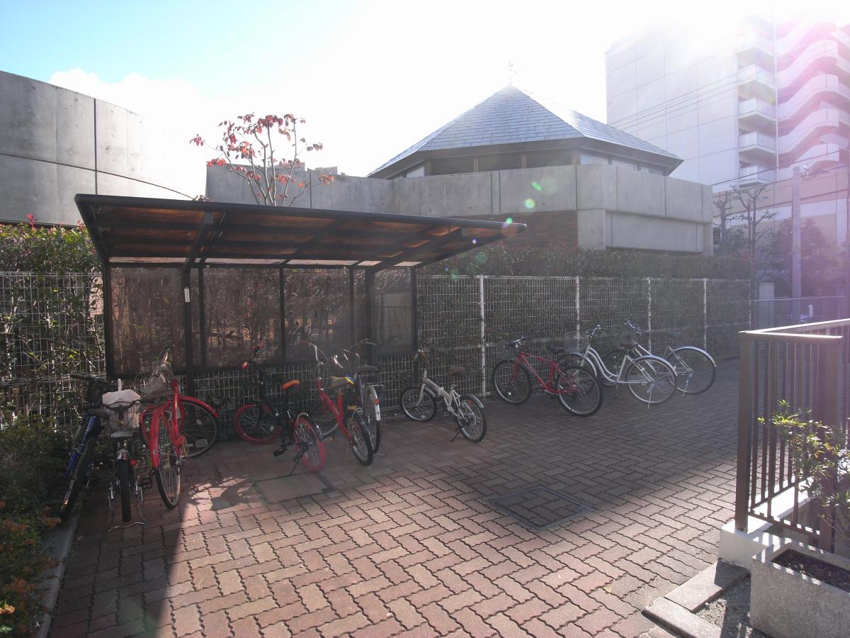 物件番号: 1025819545 フロール中山手  神戸市中央区中山手通7丁目 2LDK マンション 画像14