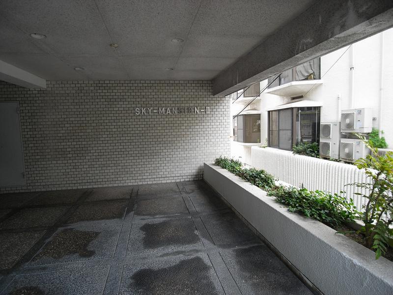 物件番号: 1025819702 第2スカイマンション  神戸市中央区北野町4丁目 2LDK マンション 画像1