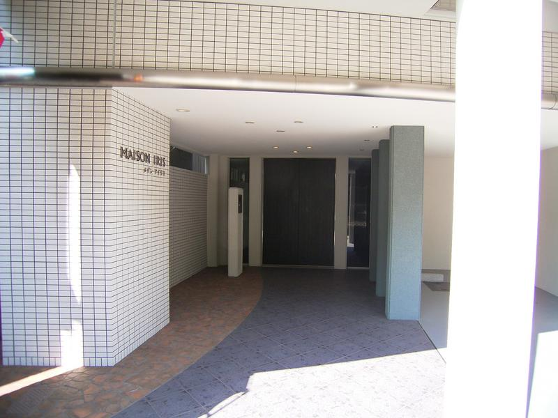 物件番号: 1025820294 メゾンアイリス  神戸市中央区下山手通6丁目 1R マンション 画像7