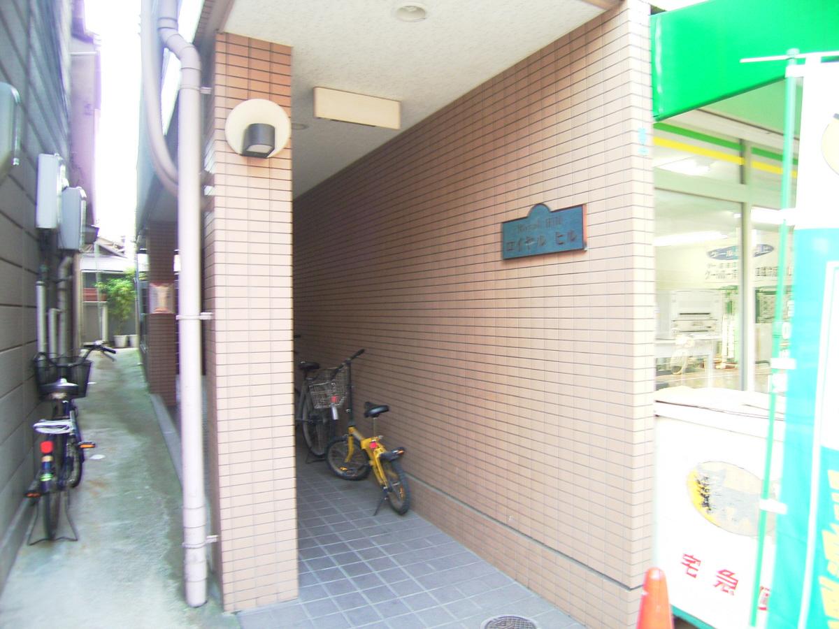 物件番号: 1025820632 ロイヤルヒル  神戸市中央区八雲通5丁目 1K マンション 画像9