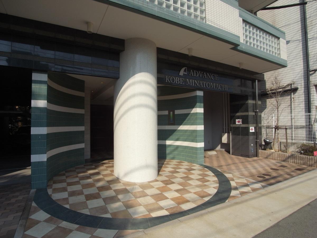 物件番号: 1025821569 アドバンス神戸湊町  神戸市兵庫区湊町3丁目 1LDK マンション 画像1