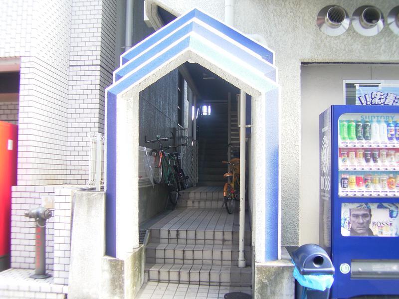 物件番号: 1025821890 ハイツ生田  神戸市中央区生田町2丁目 1DK マンション 画像1