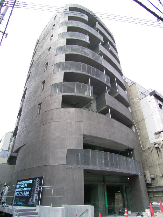 物件番号: 1025821933 ワイズコーポレーションビルディング  神戸市中央区下山手通2丁目 1LDK マンション 外観画像
