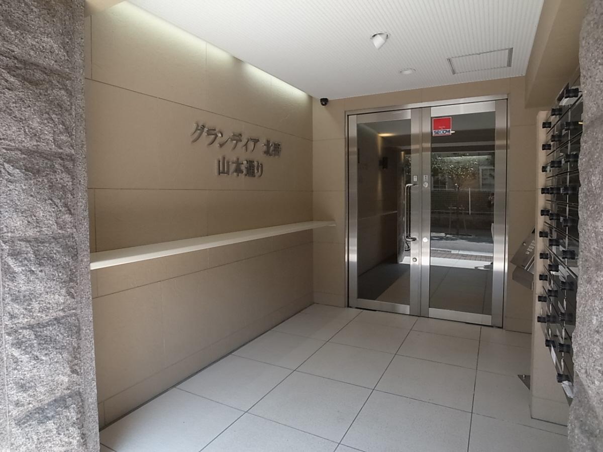 物件番号: 1025822358 グランディア北野 山本通り  神戸市中央区山本通2丁目 2DK マンション 画像1