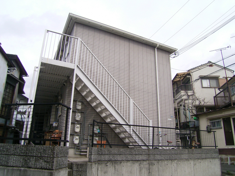 物件番号: 1025822445 ヒルサイド山手  神戸市中央区中山手通7丁目 2DK ハイツ 画像11