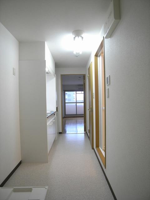物件番号: 1025869434 ヴィラ神戸Ⅲ  神戸市中央区国香通5丁目 1K マンション 画像8