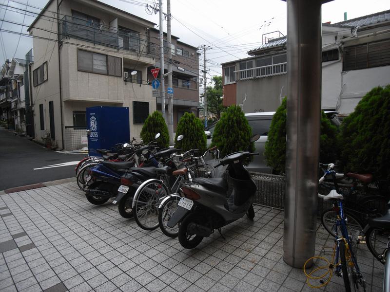 物件番号: 1025869434 ヴィラ神戸Ⅲ  神戸市中央区国香通5丁目 1K マンション 画像13
