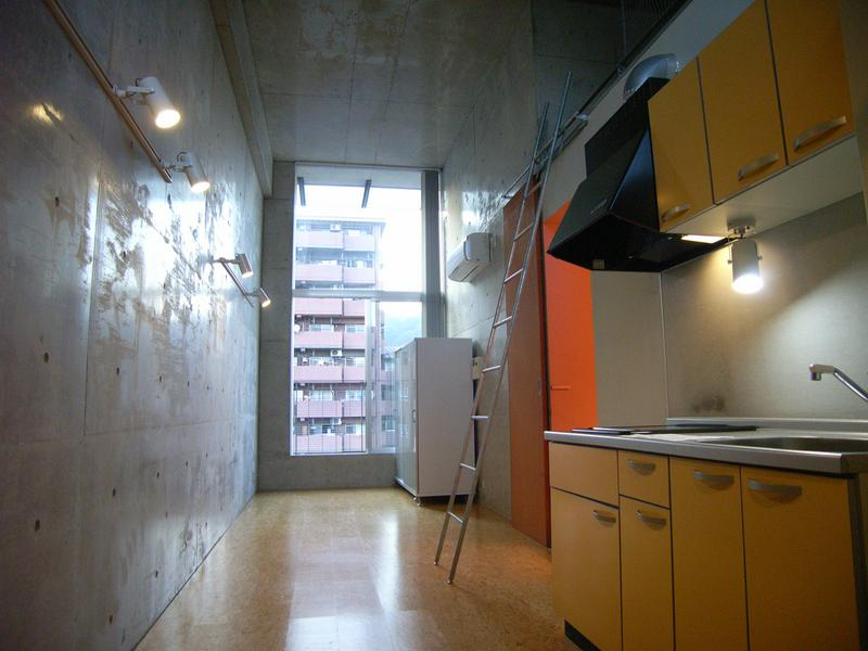 物件番号: 1025854493  神戸市中央区旭通3丁目 1R マンション 画像3