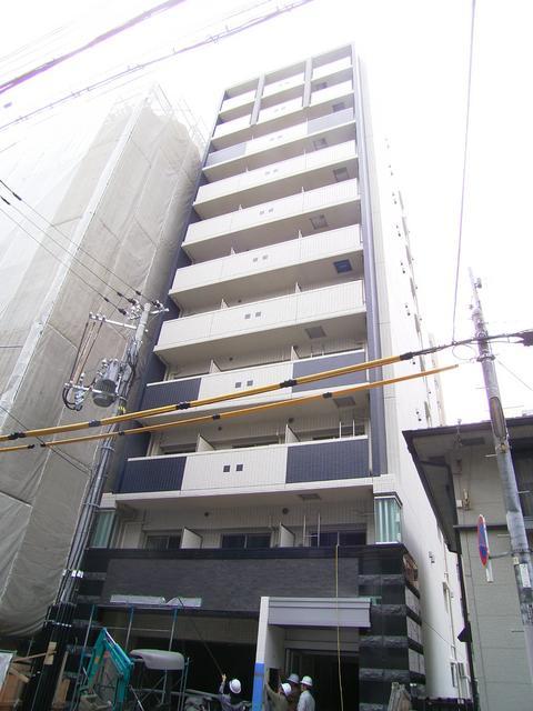 物件番号: 1025835721 レオンコンフォート神戸西  神戸市兵庫区大開通2丁目 1R マンション 外観画像