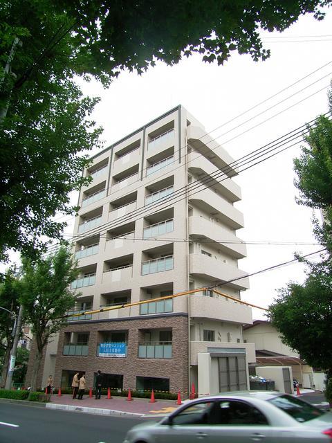 物件番号: 1025824691 ベルヴィ六甲  神戸市灘区八幡町2丁目 1R マンション 画像1