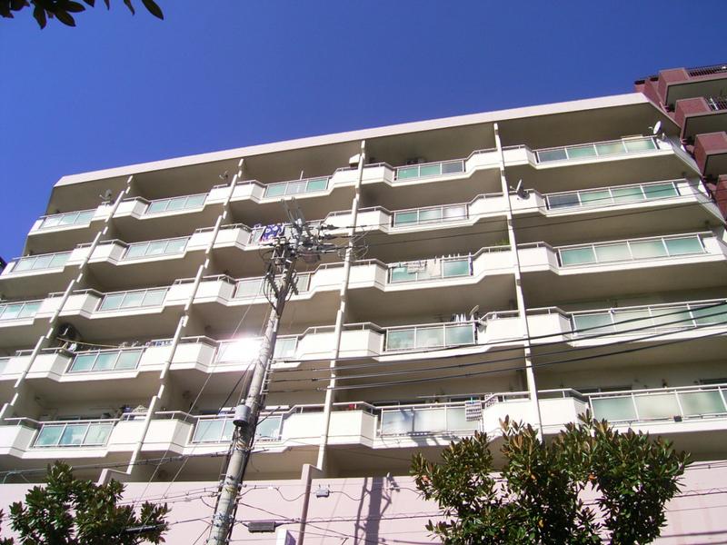 物件番号: 1025826064 みゆきハイム  神戸市中央区御幸通3丁目 1LDK マンション 外観画像
