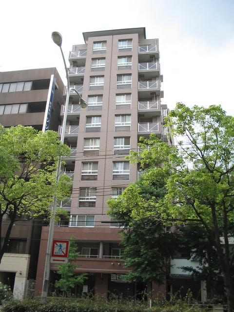 物件番号: 1025826737 メゾン・ヌーベル新神戸  神戸市中央区二宮町2丁目 2LDK マンション 外観画像