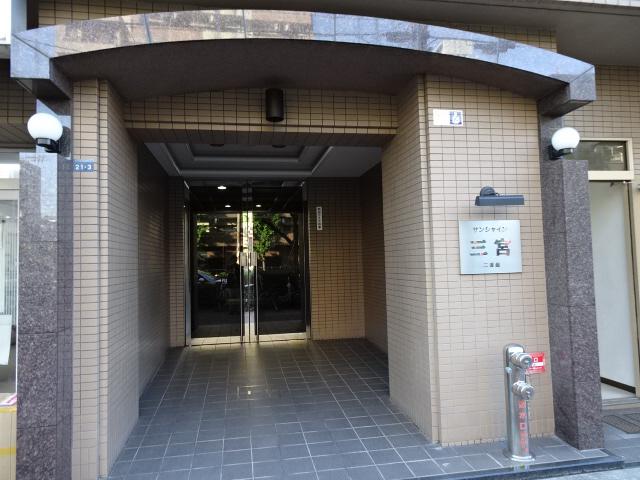 物件番号: 1025826812 サンシャイン三宮二番館  神戸市中央区二宮町4丁目 2LDK マンション 画像8