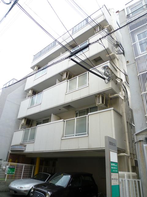 物件番号: 1025828264 ハーバーステージ神戸  神戸市中央区下山手通8丁目 1K マンション 外観画像