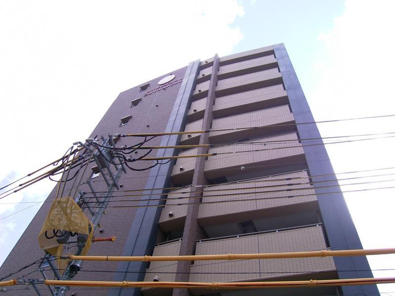 物件番号: 1025882289 ライジングコート三宮マリーナシティ  神戸市中央区東雲通3丁目 1K マンション 画像5