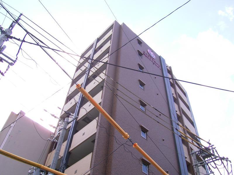 物件番号: 1025882289 ライジングコート三宮マリーナシティ  神戸市中央区東雲通3丁目 1K マンション 画像7
