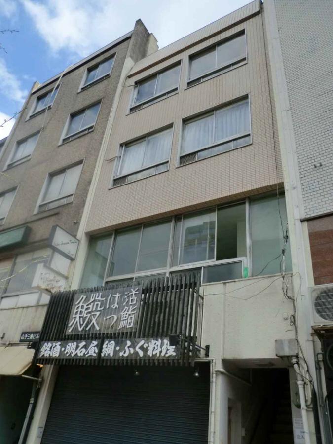 物件番号: 1025828336 村上ビル  神戸市中央区中山手通1丁目 1R マンション 外観画像