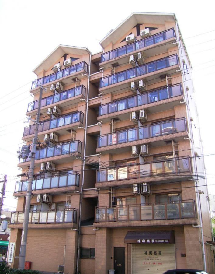 物件番号: 1025828715 レファインド春日野道  神戸市中央区八雲通3丁目 1K マンション 外観画像