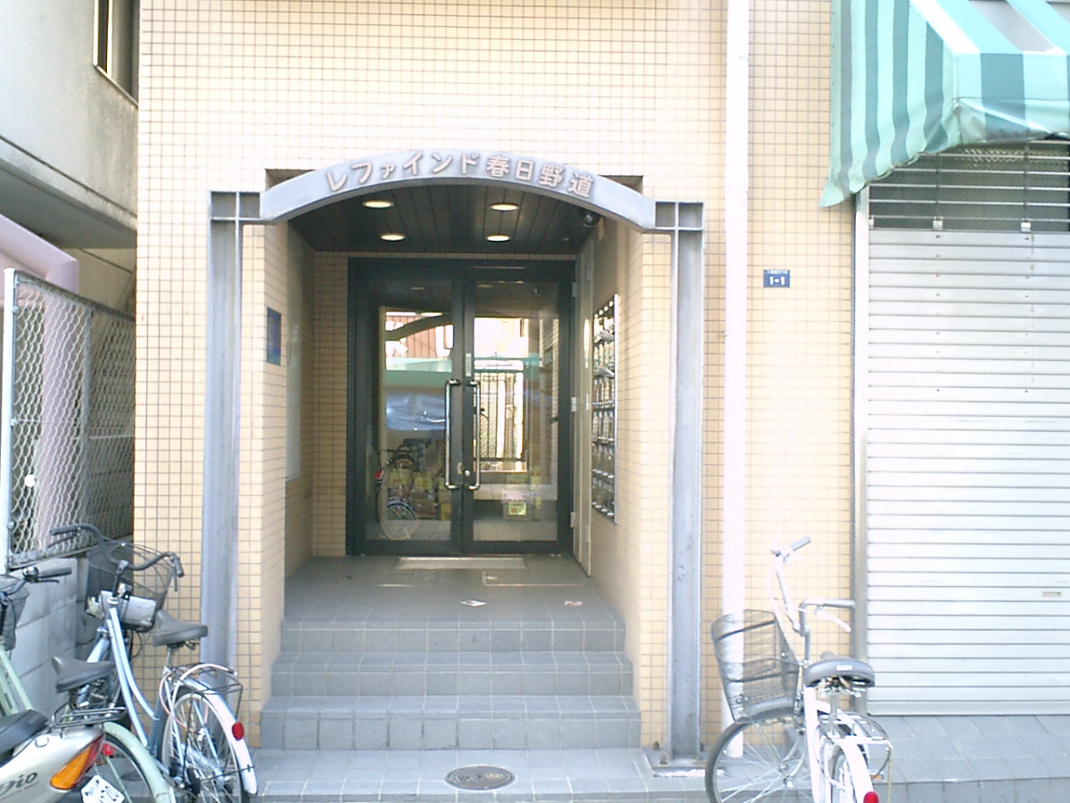 物件番号: 1025828715 レファインド春日野道  神戸市中央区八雲通3丁目 1K マンション 画像3