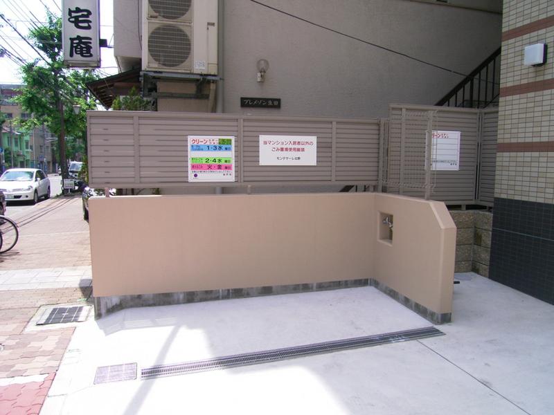 物件番号: 1025828717 モンテマーレ北野  神戸市中央区生田町2丁目 1R マンション 画像12