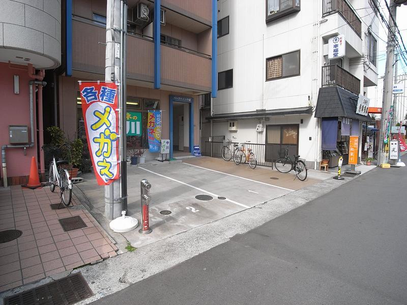 物件番号: 1025881592 パークハイム中道  神戸市兵庫区中道通1丁目 1K マンション 画像1