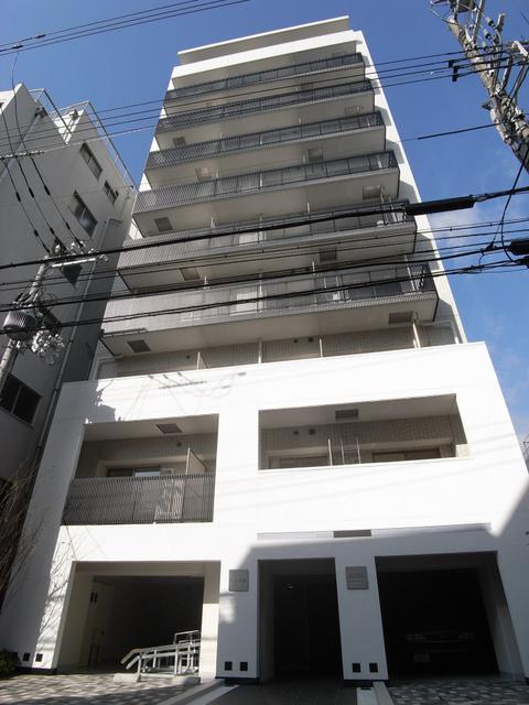 物件番号: 1025842591 カシータ神戸元町JP  神戸市中央区花隈町 1K マンション 外観画像