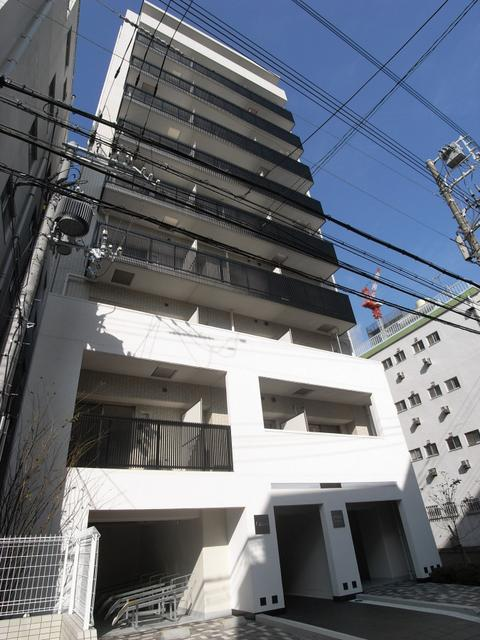 物件番号: 1025832747 カシータ神戸元町JP  神戸市中央区花隈町 1K マンション 外観画像