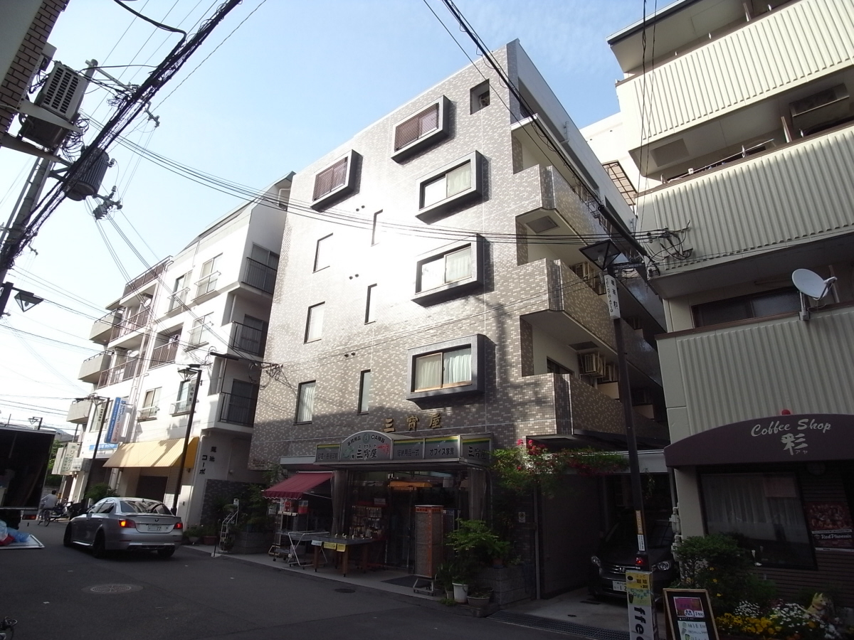 物件番号: 1025833409 トライレイトナ  神戸市兵庫区塚本通5丁目 1DK マンション 外観画像