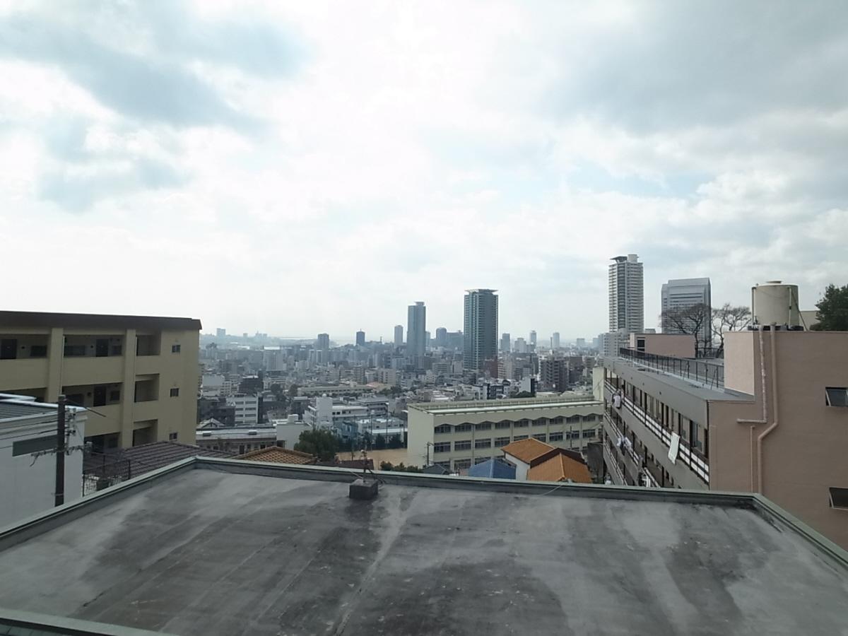 物件番号: 1025835232 熊内マンション  神戸市中央区熊内町5丁目 2DK マンション 画像11