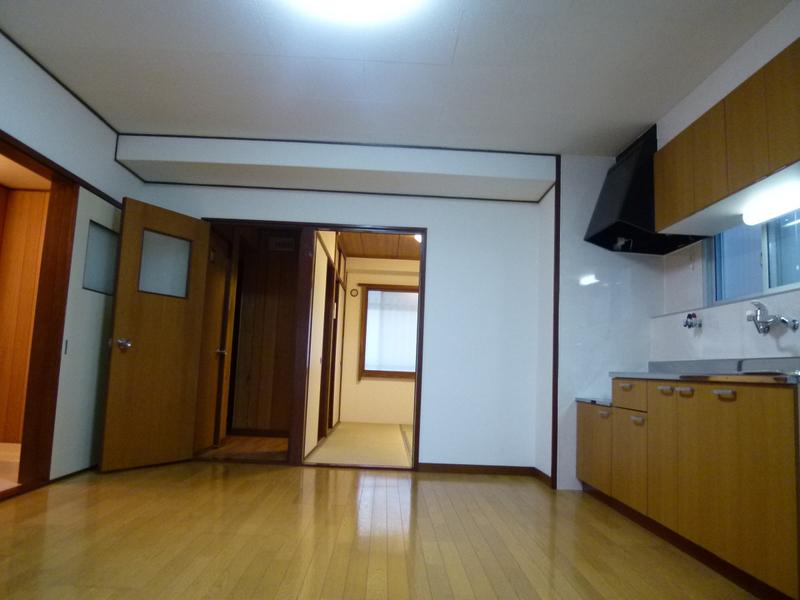 物件番号: 1025835425 古家マンション  神戸市中央区山本通1丁目 3LDK マンション 画像10