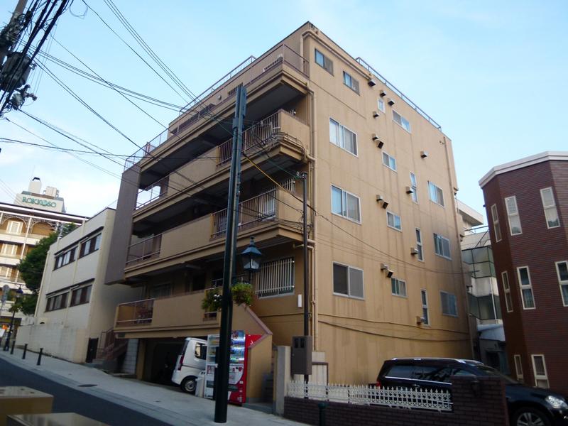 物件番号: 1025835425 古家マンション  神戸市中央区山本通1丁目 3LDK マンション 画像13