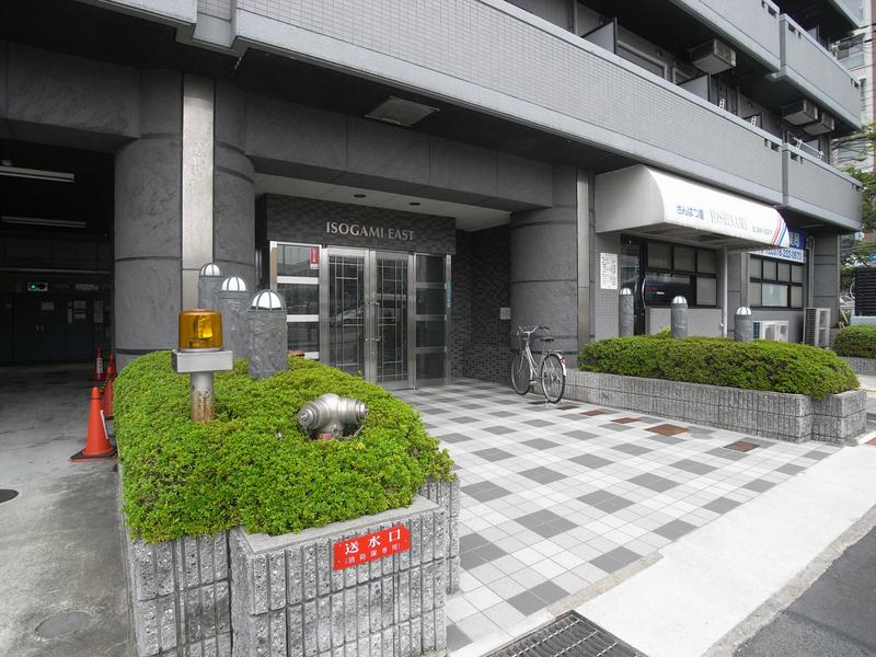 物件番号: 1025882319 ISOGAMI EAST  神戸市中央区磯上通3丁目 1K マンション 画像8