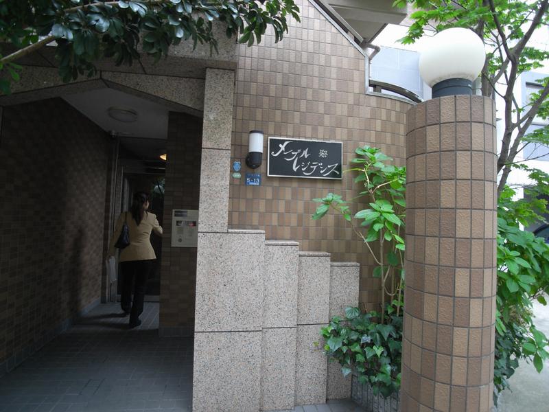 物件番号: 1025883547 メープルレジデンス  神戸市中央区熊内町4丁目 1DK マンション 画像1