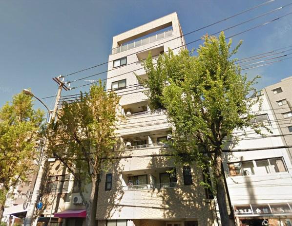 物件番号: 1025838744 フォレストコート西元町  神戸市中央区北長狭通7丁目 1R マンション 外観画像