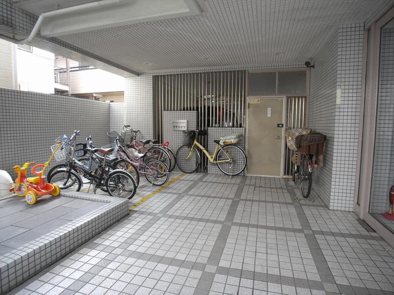 物件番号: 1025839526 サチハイツ  神戸市兵庫区小河通2丁目 1DK マンション 画像12