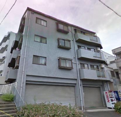 物件番号: 1025884095 グランディア灘北通り  神戸市灘区灘北通7丁目 2DK マンション 外観画像