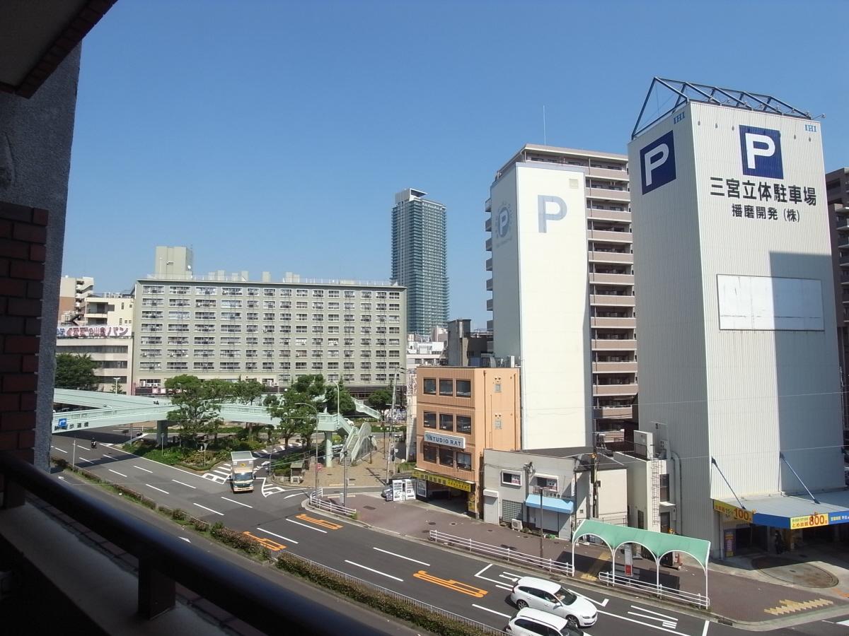 物件番号: 1025875409 マツモトビル  神戸市中央区加納町3丁目 1K マンション 画像9