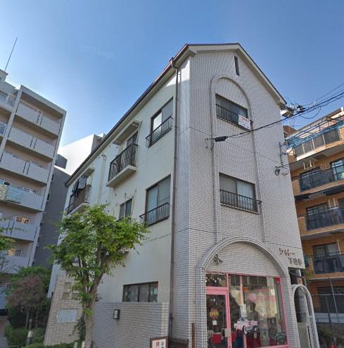 物件番号: 1025840808 シャトー下山手  神戸市中央区下山手通8丁目 2DK マンション 外観画像