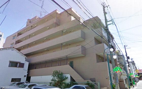 湊川サンクレバー 6Bの外観
