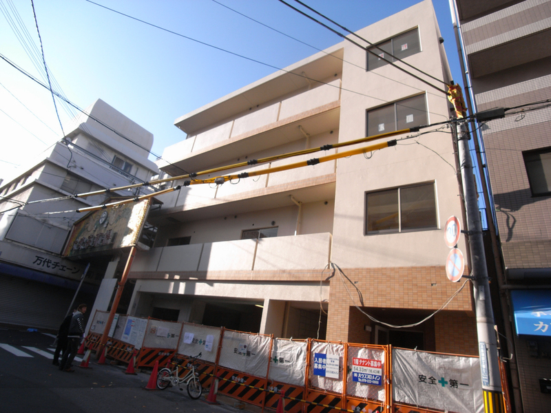 物件番号: 1025841878 ビリオン日暮  神戸市中央区日暮通4丁目 1K マンション 外観画像