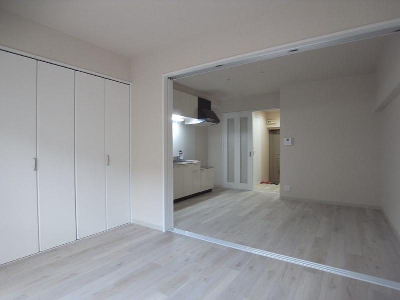 物件番号: 1025858761 夢野アパートメント  神戸市兵庫区鵯越町 1DK マンション 画像1