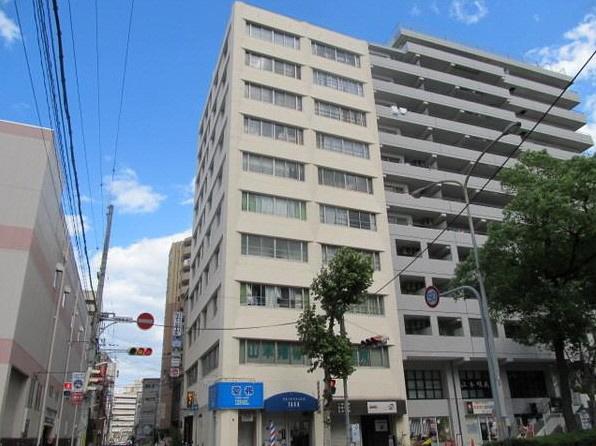 物件番号: 1025882276 神戸コーポラス  神戸市中央区中町通3丁目 2DK マンション 外観画像