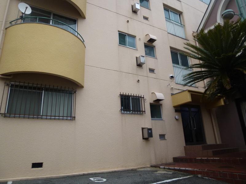 物件番号: 1025883164 三葉ハイツ  神戸市中央区山本通4丁目 2DK マンション 画像2