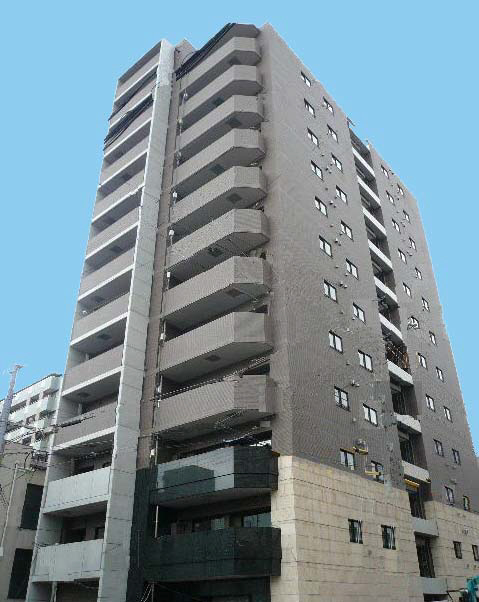物件番号: 1025844788 サムティグランツ神戸  神戸市兵庫区湊町1丁目 3LDK マンション 外観画像