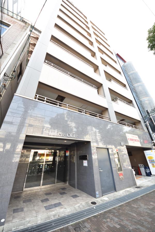 物件番号: 1025845942 ルミエール オクティア  神戸市中央区元町通3丁目 1LDK マンション 外観画像