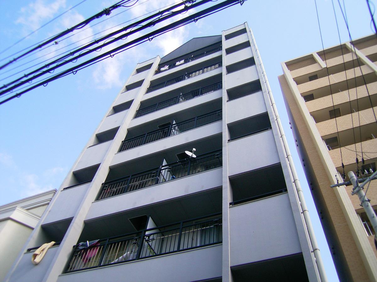 新神戸都マンション 602の外観