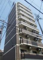 物件番号: 1025883898  神戸市中央区割塚通2丁目 1K マンション 外観画像